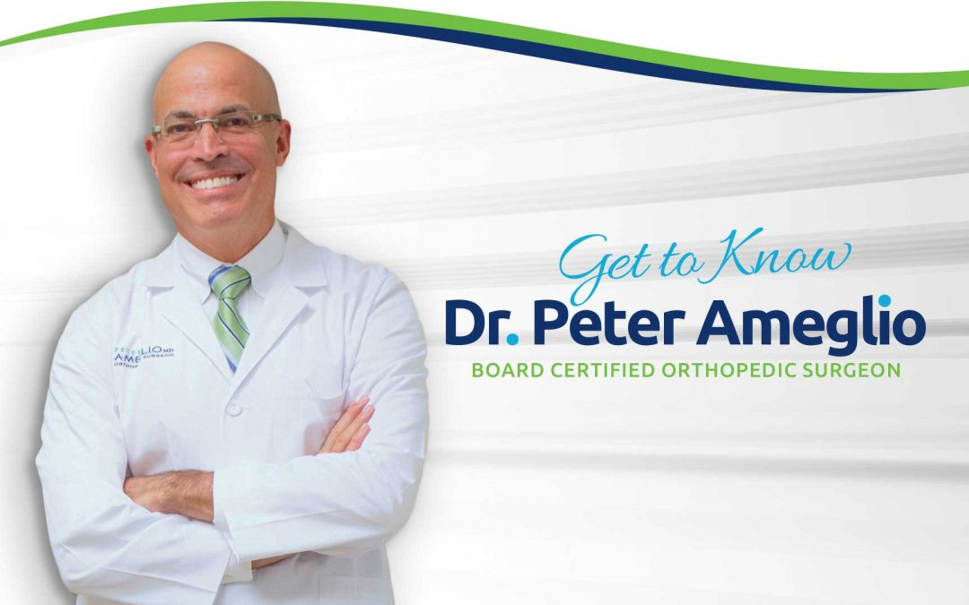 Get To Know Dr. Ameglio | Tuesday, January 21, 2020